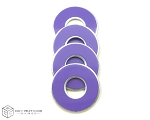 Purple-Lavender VVashers™ - Set of 4